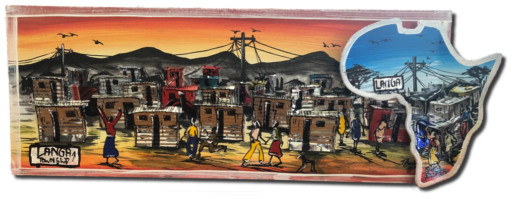 Photo - Art of Langa Township